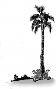 Robinson Crusoe illustrations