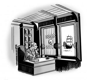 Robinson Crusoe illustrations