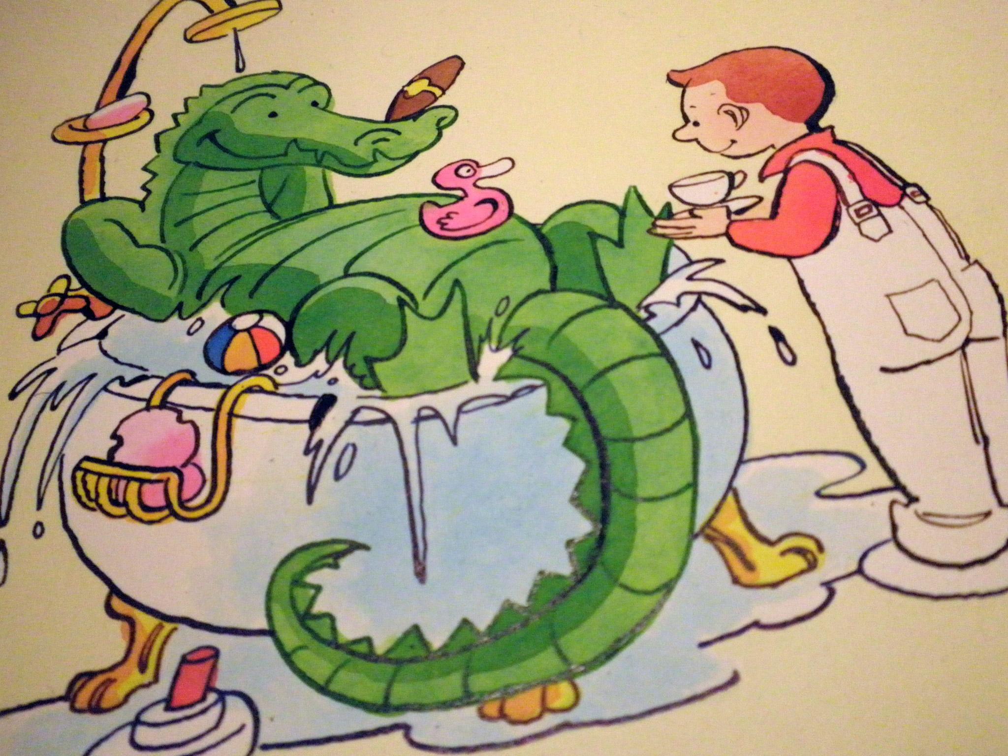 Illustrationer til sangbog