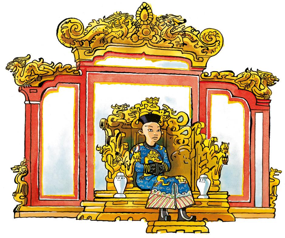Historiske tegninger til Nationalmuseet