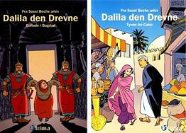 Tegneserier - Dalila den Drevne
