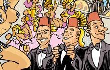 Tegneserie: Ørkenens Sønner (2011)