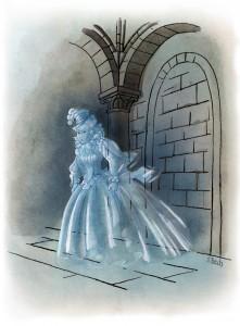 spøgelse-dame