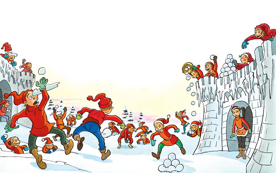 Jagten på Julemandens latter af Sussi Bech og Kenneth Bøgh Andersen