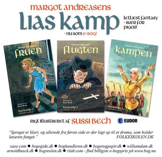 Lias Kamp af Margot Andreasen