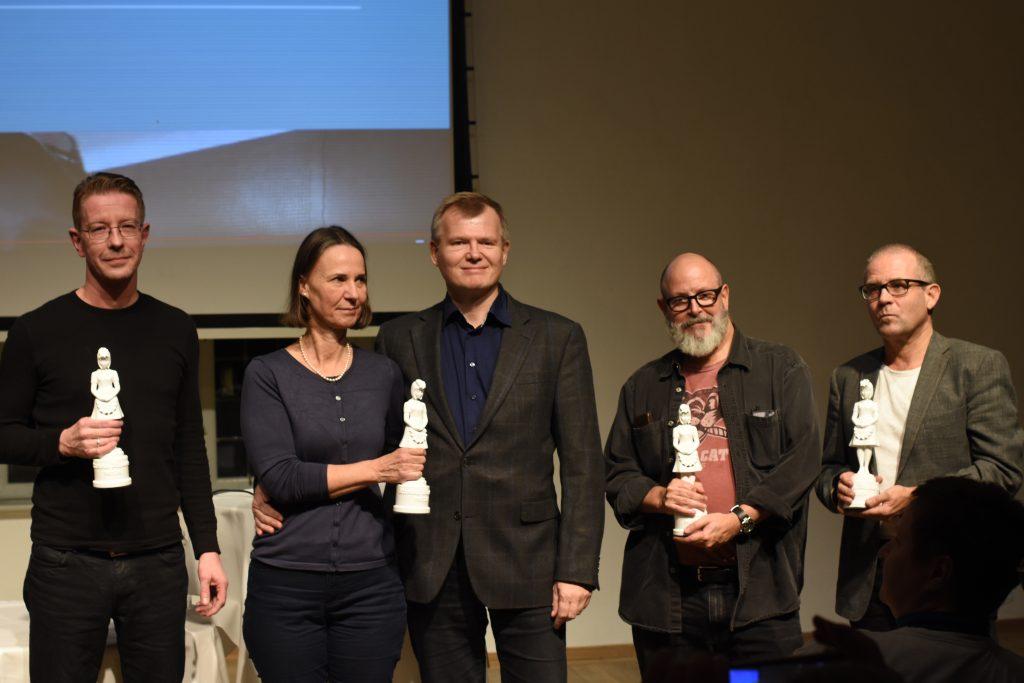 Modtagere af Hanne Hansen Prisen 2017