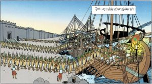 Nofret 6 Den hemmelige traktat horemheb levanten hititterne