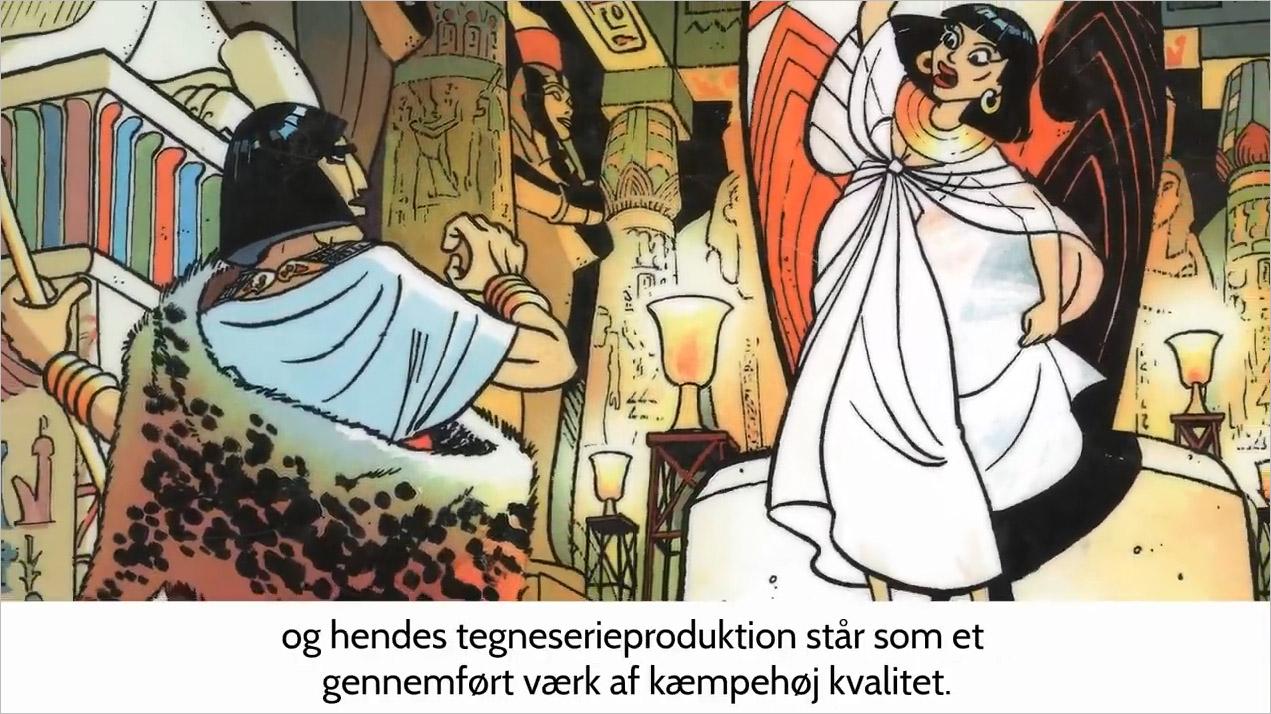 Tid til Tegneserier