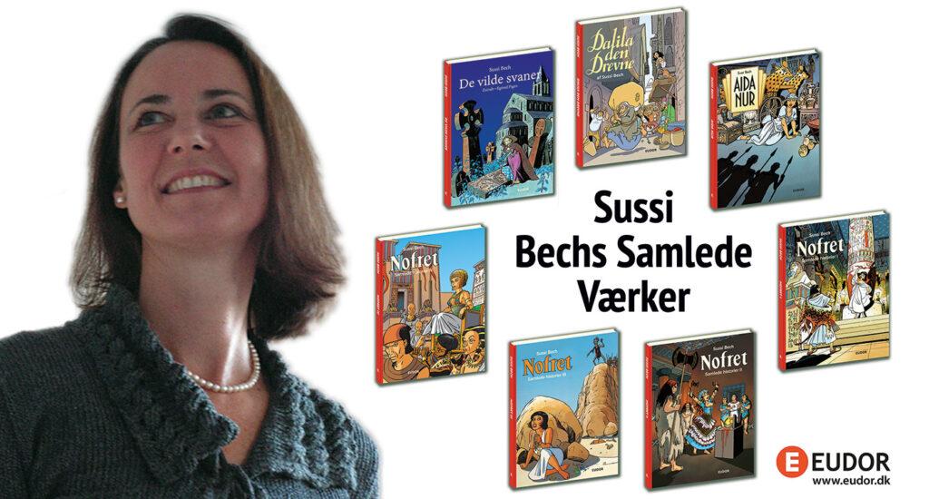 Nofret – Samlede historier I Sussi Bechs Samlede Værker