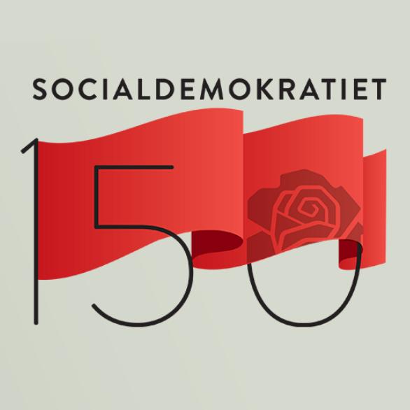 sussi bech børnebog mette finderup socialdemokratiet 150 år