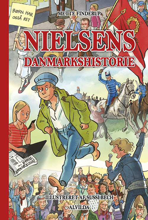 Nielsens Danmarkshistorie